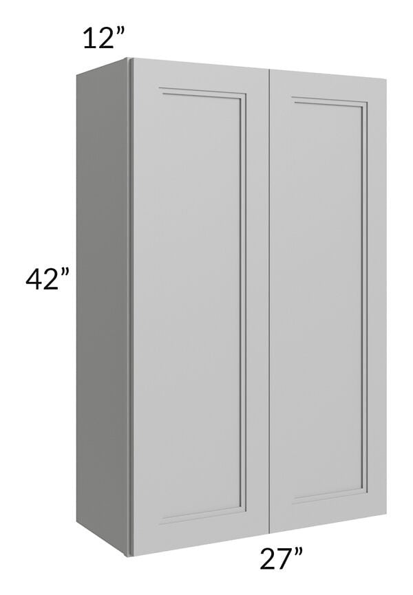 Charlotte Grey 27x42 Wall Cabinet