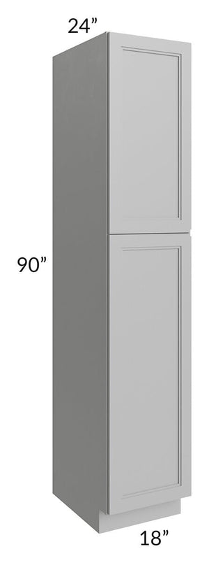 Charlotte Grey 18x90 Wall Pantry