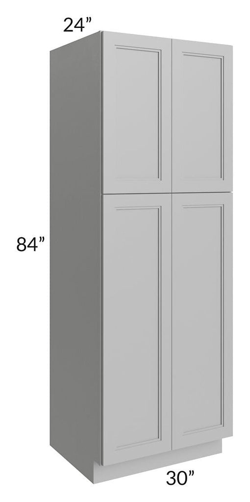 Charlotte Grey 30x84 Wall Pantry