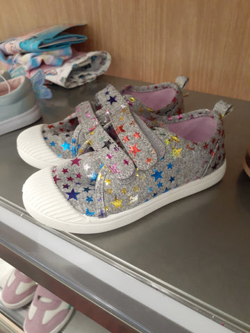 "NWT ""Madge"" Star Sneakers"