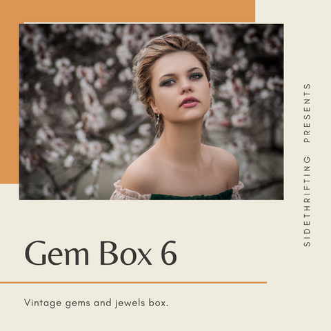 Gem Box 6 - VINTAGE ONLY