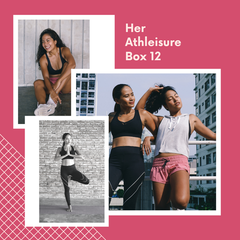 Her Athleisure Box 12 (Medium)