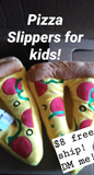 Pizza Slippers!!!+ Free Shipping Code ST20