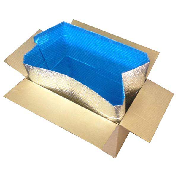 Insulated COLD Shipping Liner with Gel Packs