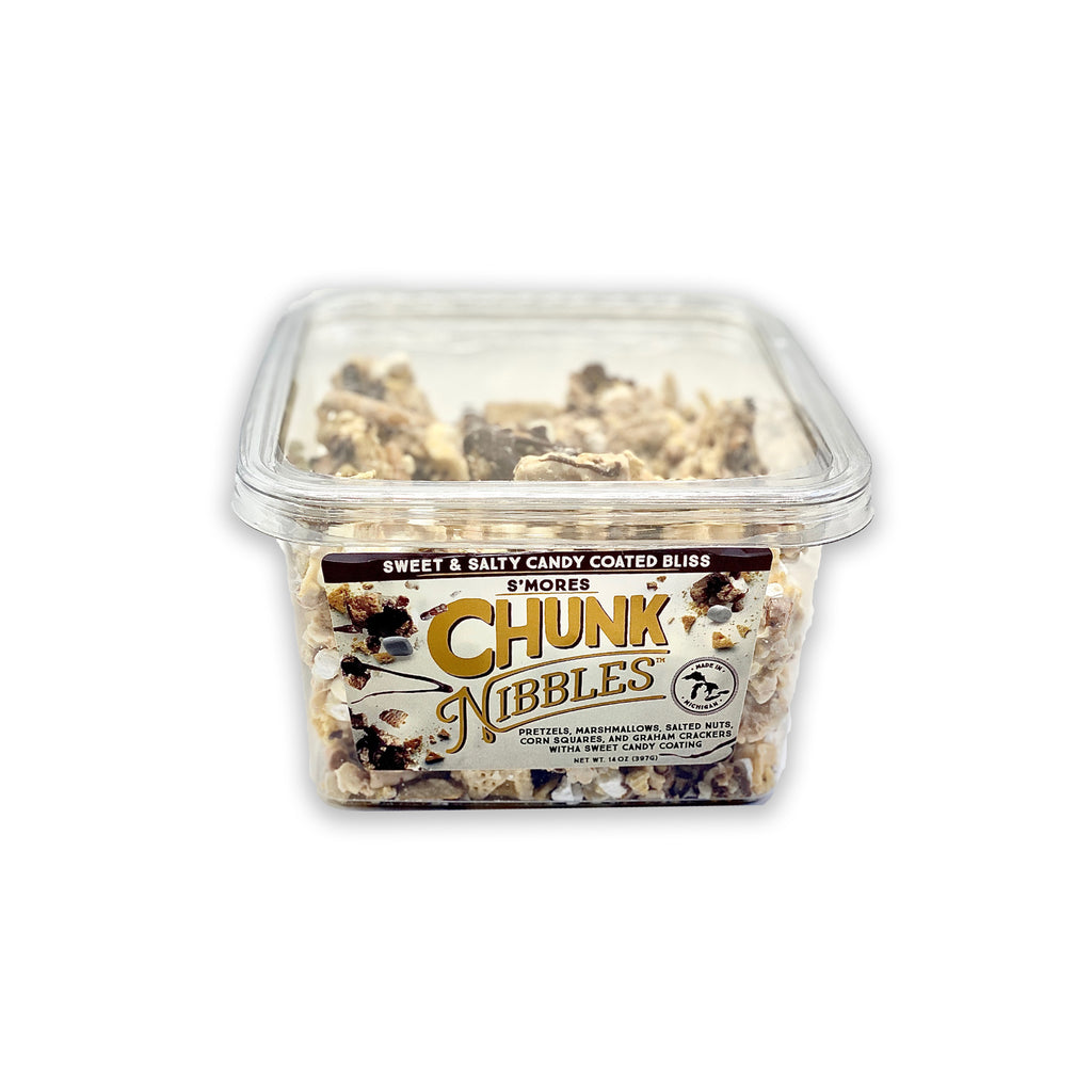 Chunk Nibbles S'Mores 14 OZ Shareable Container