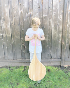 Large Maple Paddle