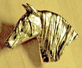 Horse Head Drawer Pull