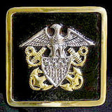 Navy Officer Trailer Hitch Cover