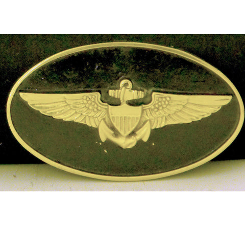 Navy Pilot Wings Trailer Hitch Cover