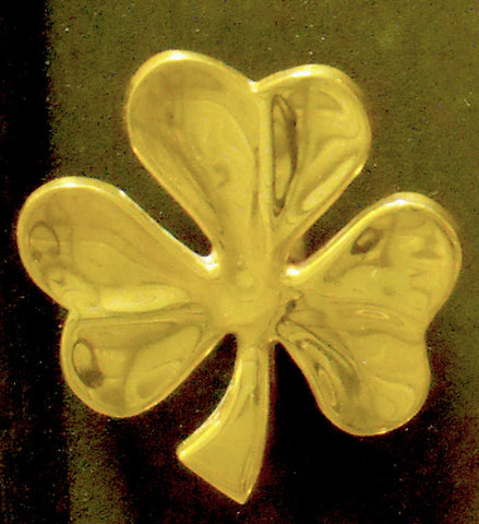 Shamrock Drawer Pull