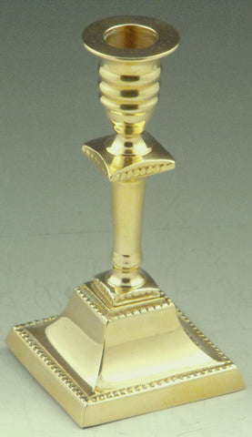 Square Base Candlestick