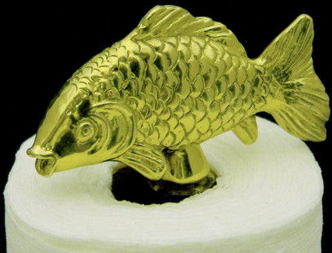 Carp Paper Towel Holder
