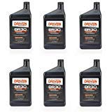 Driven Joe Gibbs Racing Oil 01806 Br-30 5W-30 Break-In Motor Oil - 1 Quart Bottle (1 Quart (32 Ounces)