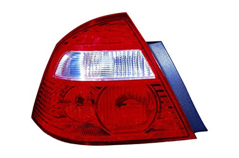 Depo 330-1927L-Uf Ford 500 Left Hand Side Tail Lamp Unit (Nsf Certified)