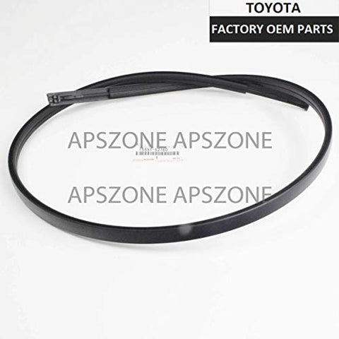 Genuine Toyota 75551-52160 Roof Molding
