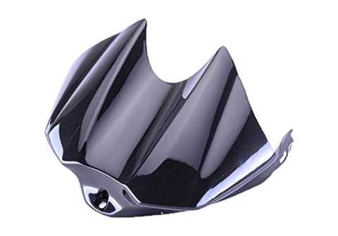 Bestem Cbya-R104-Tkc Carbon Fiber Tank Cover Guard For Yamaha Yzf R1 2004 2005 2006
