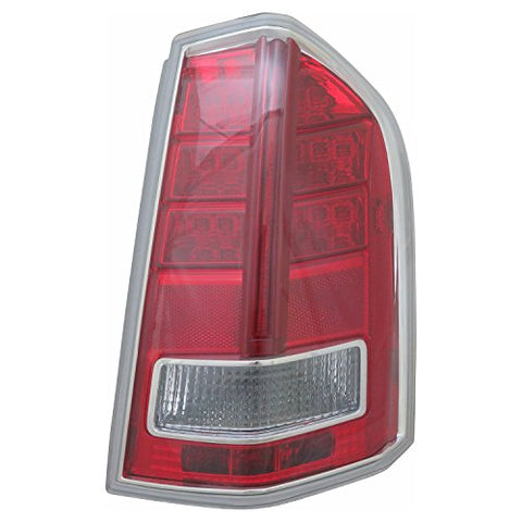 Tyc 11-6637-90-1 Chrysler 300 Right Replacement Tail Lamp