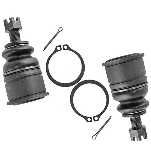 Detroit Axle - Both (2) Brand New Driver &Amp; Passenger Side Front Lower Ball Joint 10-Year Warranty