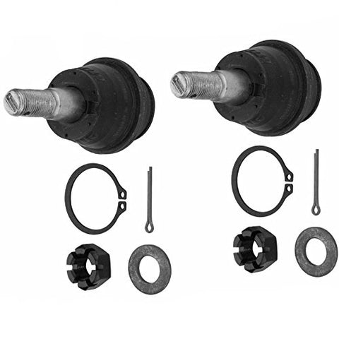 [2Wd Only] Detroit Axle - Both (2) Brand New Driver &Amp; Passenger Side Front Lower Ball Joint For 2002 2003 2004 2005 2006-2012 Dodge Ram 1500