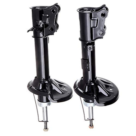 Shocks,Eccpp Rear Pair Shock Struts Absorbers Kit For 2001 2002 2003 2004 2005 2006 Hyundai Elantra Compatible With 235624 235625