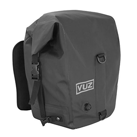 Vuz Moto Dry Saddlebags 2Pcs | 100% Waterproof Motorcycle Luggage