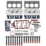 New Chg0040Hbsi Cylinder Head Gasket Set, Rtv Gasket Silicone, &Amp; Head Bolt Kit For Gm 3.8L 3800 231 2Nd Design Vin 2 K (Won'T Fit Supercharged Models)