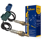 Kwiksen 2Pcs Upstream And Downstream Oxygen Sensor 1 Sensor 2 Bank 1 Bank 2 Replacement For 2002-2003 Nissan Altima Base-2.5L S-2.5L Sl-2.5L, For 2002-2003 Nissan Sentra Se-R-2.5L Se-R Spec V-2.5L