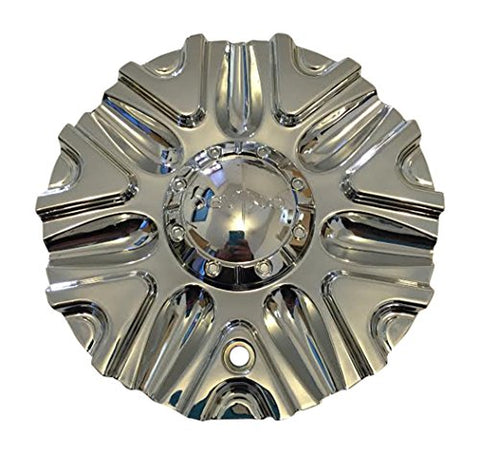 Devino Sire Dv0700-Truck-Cap Sgd0010 Chrome Wheel Center Cap