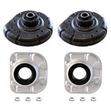 Prime Choice Auto Parts Sm4905-Km9710 2 Front Strut Mounts And 2 Coil Spring Seats