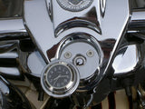 Fork Lock Clock, Harley Road King