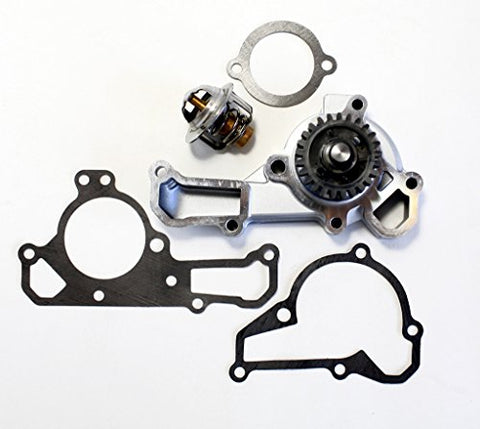 Kawasaki Gas Mule Cooling System Replacement Kit W/Water Pump, Thermostat, Gaskets
