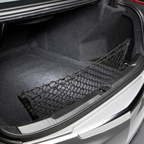 Envelope Style Trunk Cargo Net For Cadillac Ats Sedan Coupe 2013 2014 2015 2016 2017 2018 2019 New
