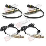 4Pcs Upstream 234-4672 And Downstream Oxygen Sensor 234-4683 Sensor 1 And Sensor 2 Replacement For 2001-2005 Bmw 325Xi 330Xi 2.5L 3.0L
