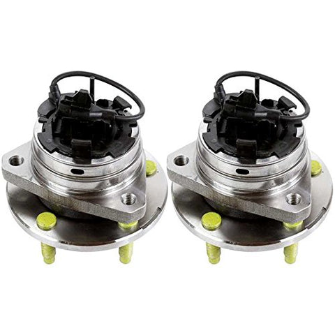 Prime Choice Auto Parts Hb613216Pr Front Hub Bearing Assembly Pair