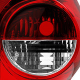 For Dodge Durango Rear Red Clear Tail Light Tail Lamp Brake Lamp Driver Left Side Replacement