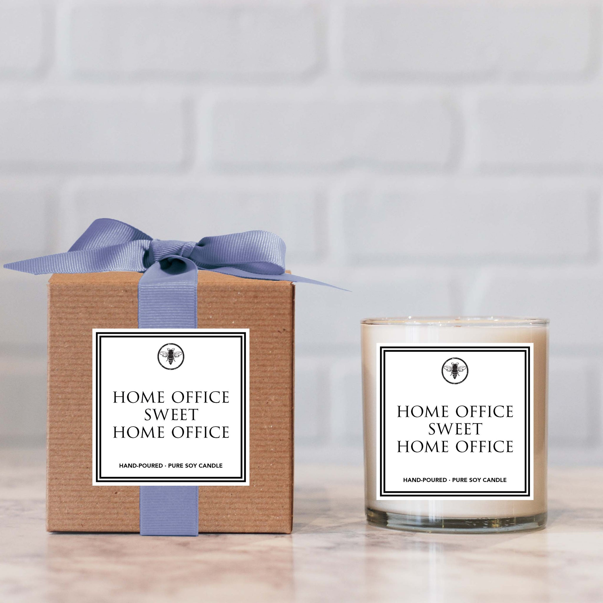 """Home Office"" Candle"