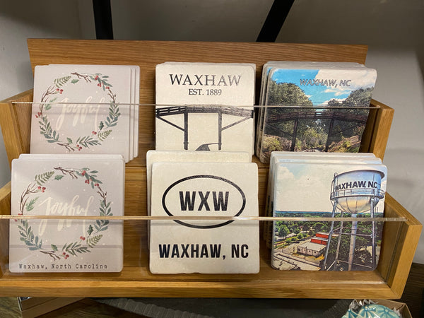 Waxhaw Water Tower Coaster