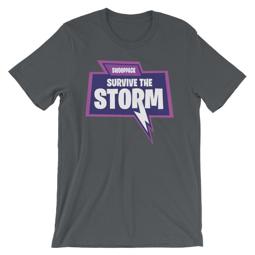 Lady Swoop Survive The Storm Tee