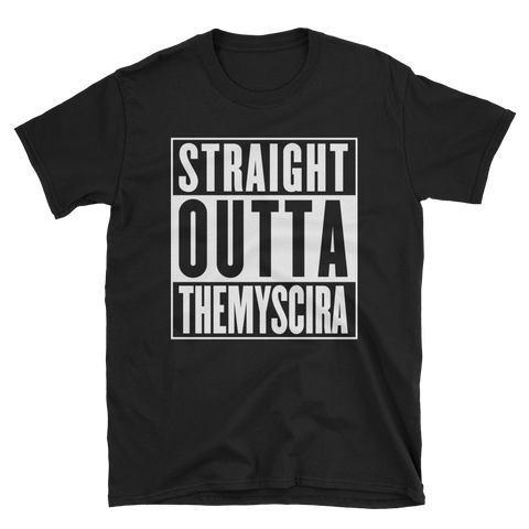 Straight Outta Themyscira Women's Tee