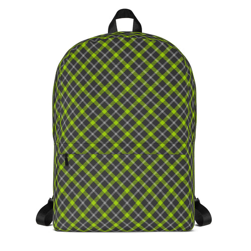 Lifebar Tartan Backpack