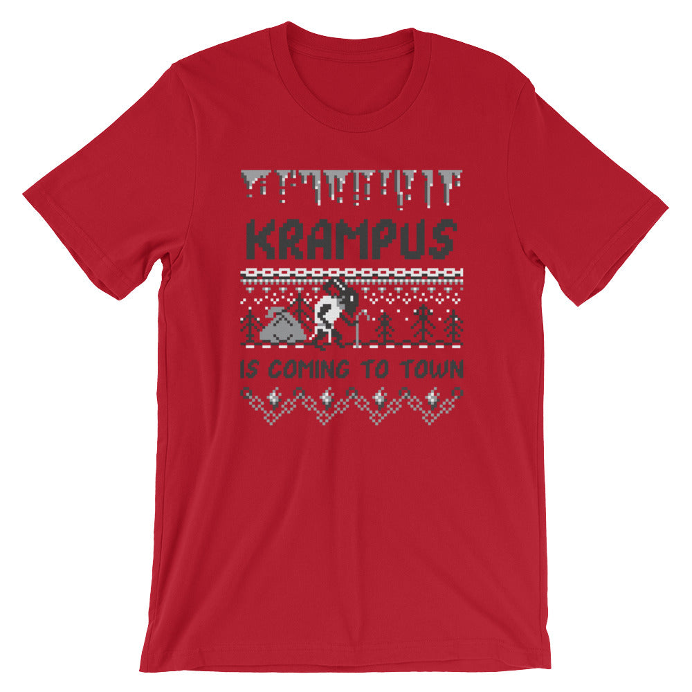 Krampus is Coming to Town Tee