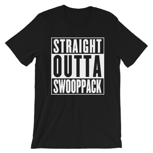 Straight Outta Swooppack Tee