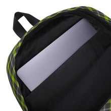 Load image into Gallery viewer, Lifebar Tartan Backpack