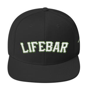 San Francisco Lifebar - White Snapback