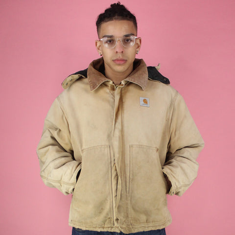 Carhartt work coat