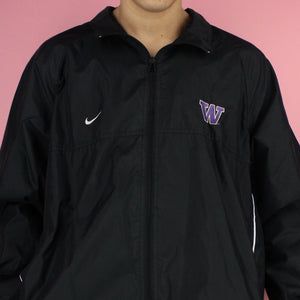 00s Nike University of Washington Windbreaker