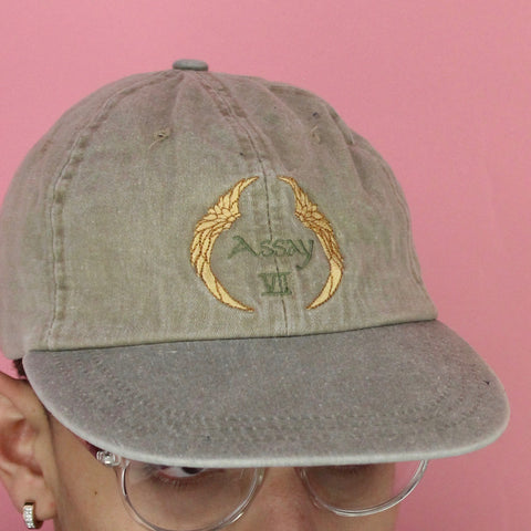 Vintage Adams Embroidered Hat