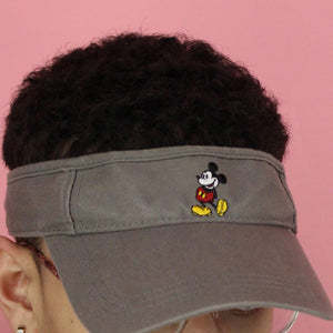 Vintage 90s Disney Mickey Mouse Viser Hat