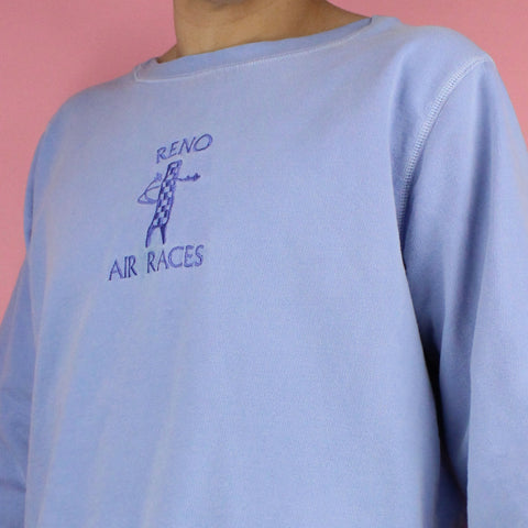 90s Reno Air Races Sweater