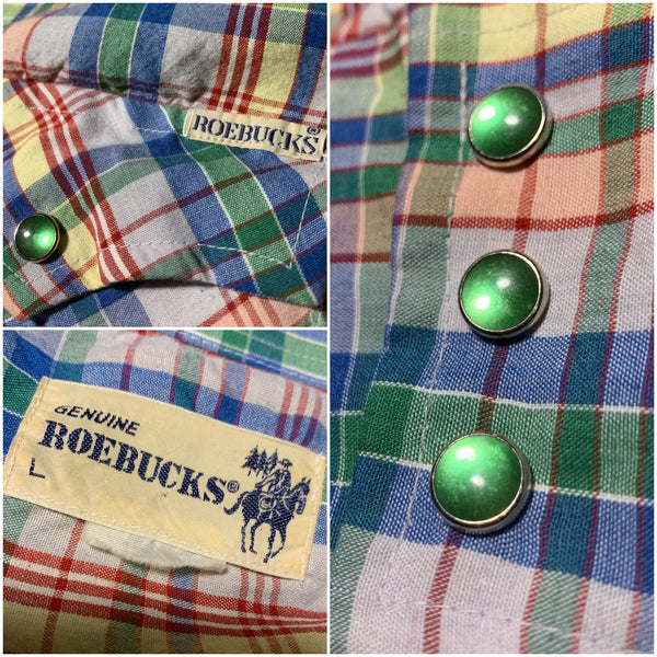90s Roebucks Flannel